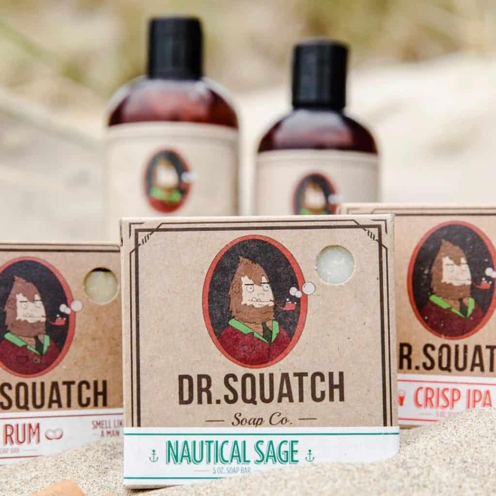 Dr. Squatch Collection
