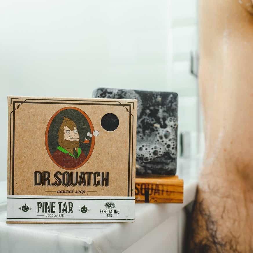 Dr. Squatch Soap