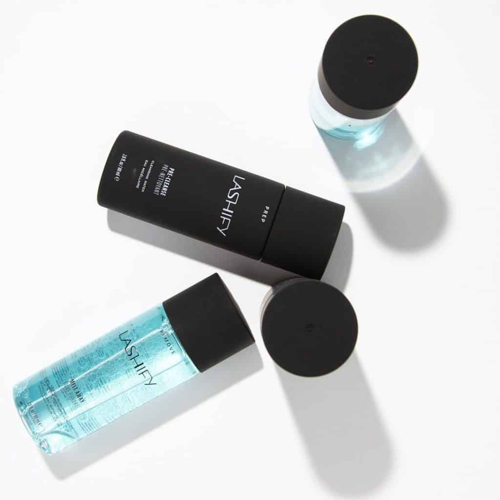 Lashify Pre-Cleanse & Melt Away