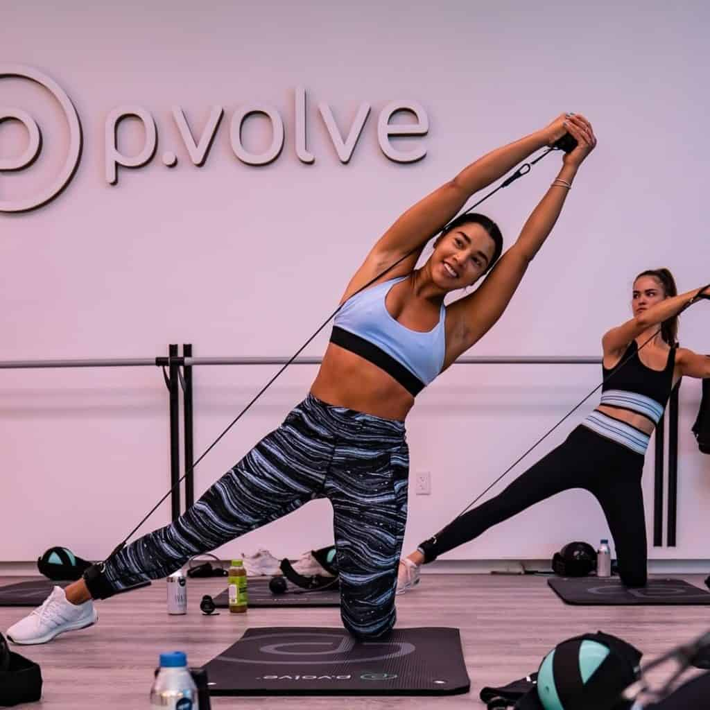 P.volve Workout