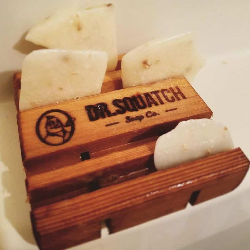Dr. Squatch Shower Booster